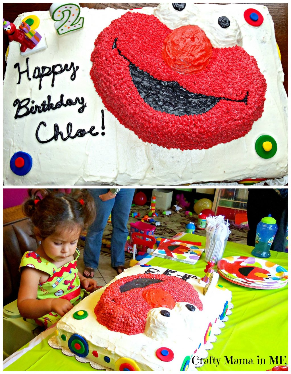 Cute Sesame Street Themed Birthday Party