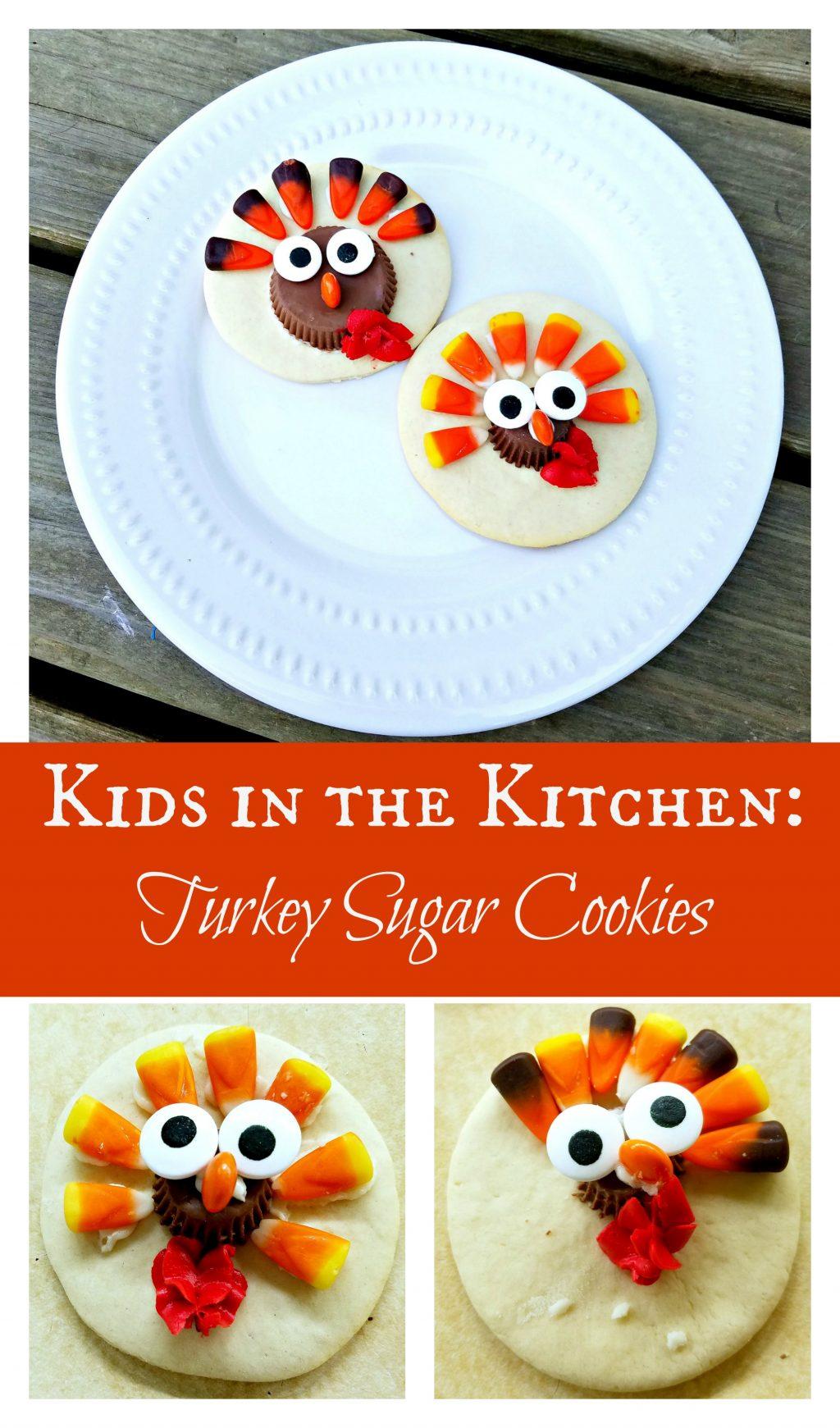 Sneak Peek: How to Make Turkey Sugar Cookies