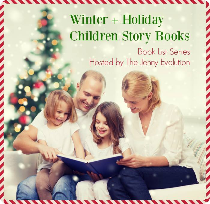 Jolly Children's Reading List of books about Santa