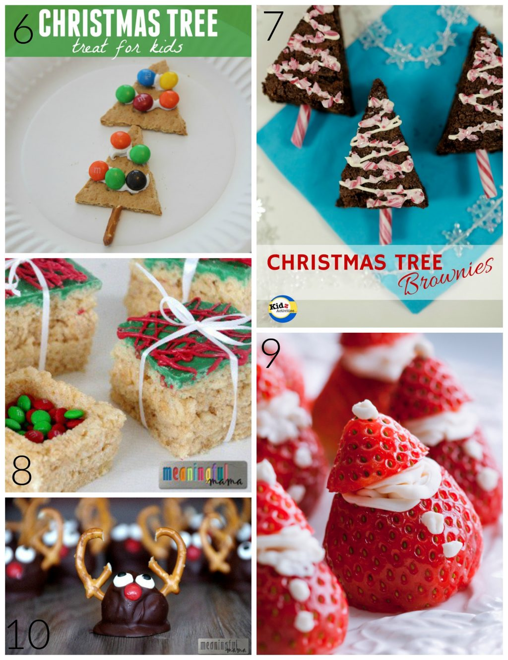 Top 10 Kid Made Treats for Christmas