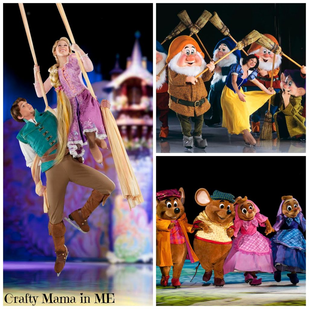 Disney on Ice presents Dare to Dream {Ticket Giveaway}