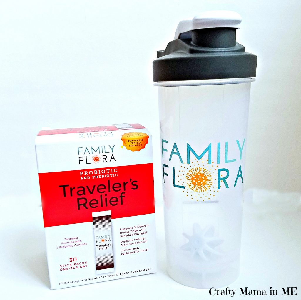 How to Keep your Family Healthy while Traveling