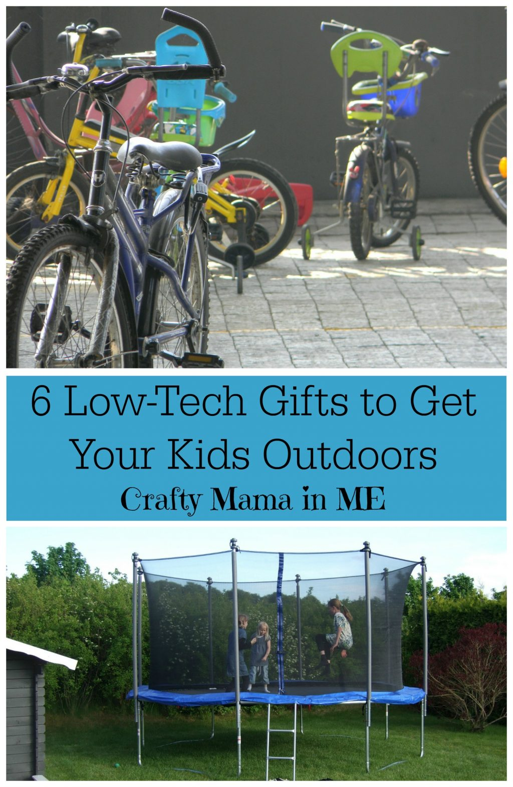 6 Low-Tech Gifts to Get Your Kids Outdoors