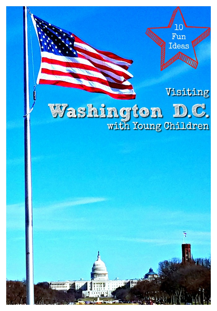 10 Things to Do in Washington DC with Young Children