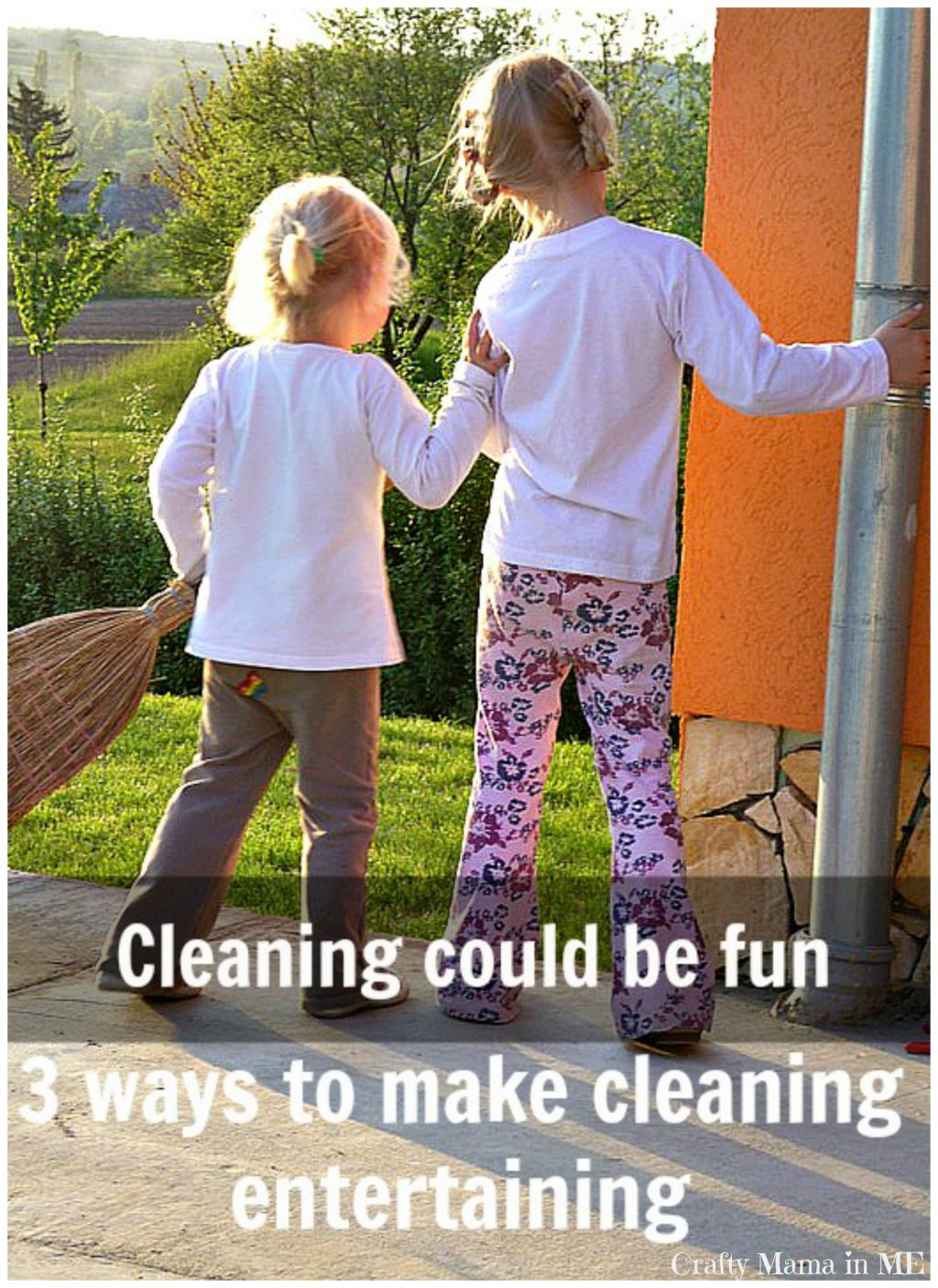 Cleaning Could be Fun - 3 Ways to make Cleaning Entertaining