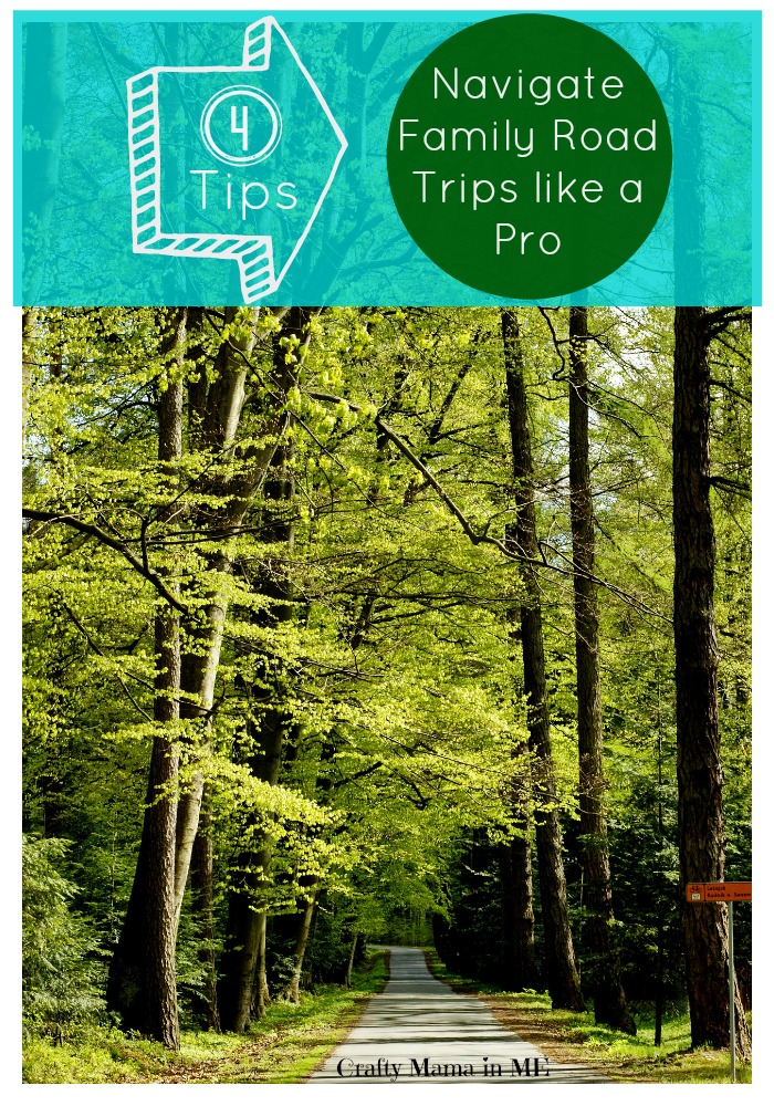 Four Tips to Navigate Family Road Trips like a Pro