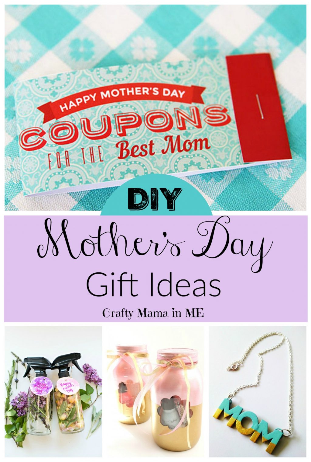 Diy Mother 39 S Day Gift Ideas Crafty Mama In Me