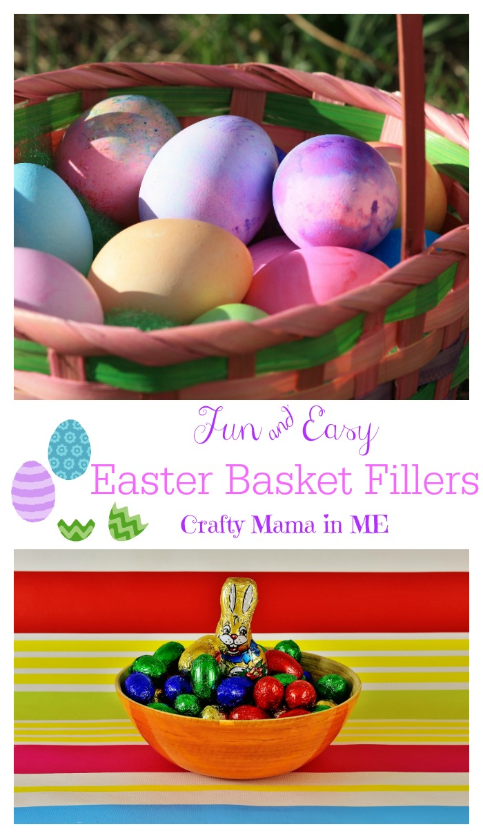 Fun & Easy Easter Basket Fillers for Kids