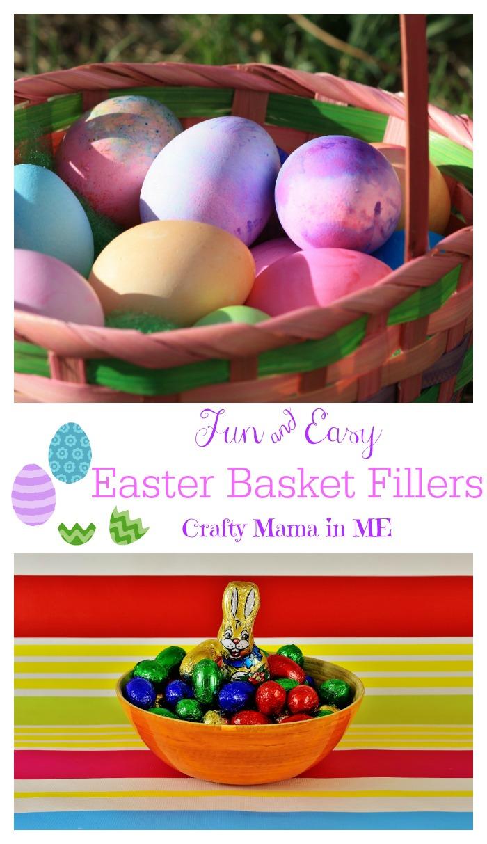 Fun & Easy Easter Basket Fillers for Kids