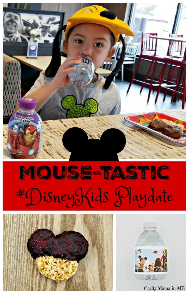 How to Plan a Mouse-tastic #DisneyKids Playdate