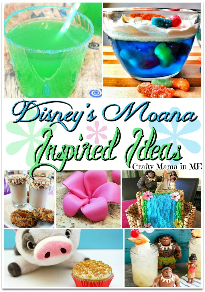 15 Fun Moana Inspired Party Ideas
