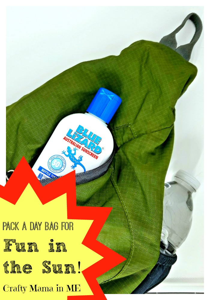 How to Pack a Day Bag for Fun in the Sun
