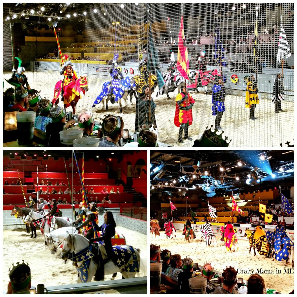 Spend Quality Family Time at Medieval Times