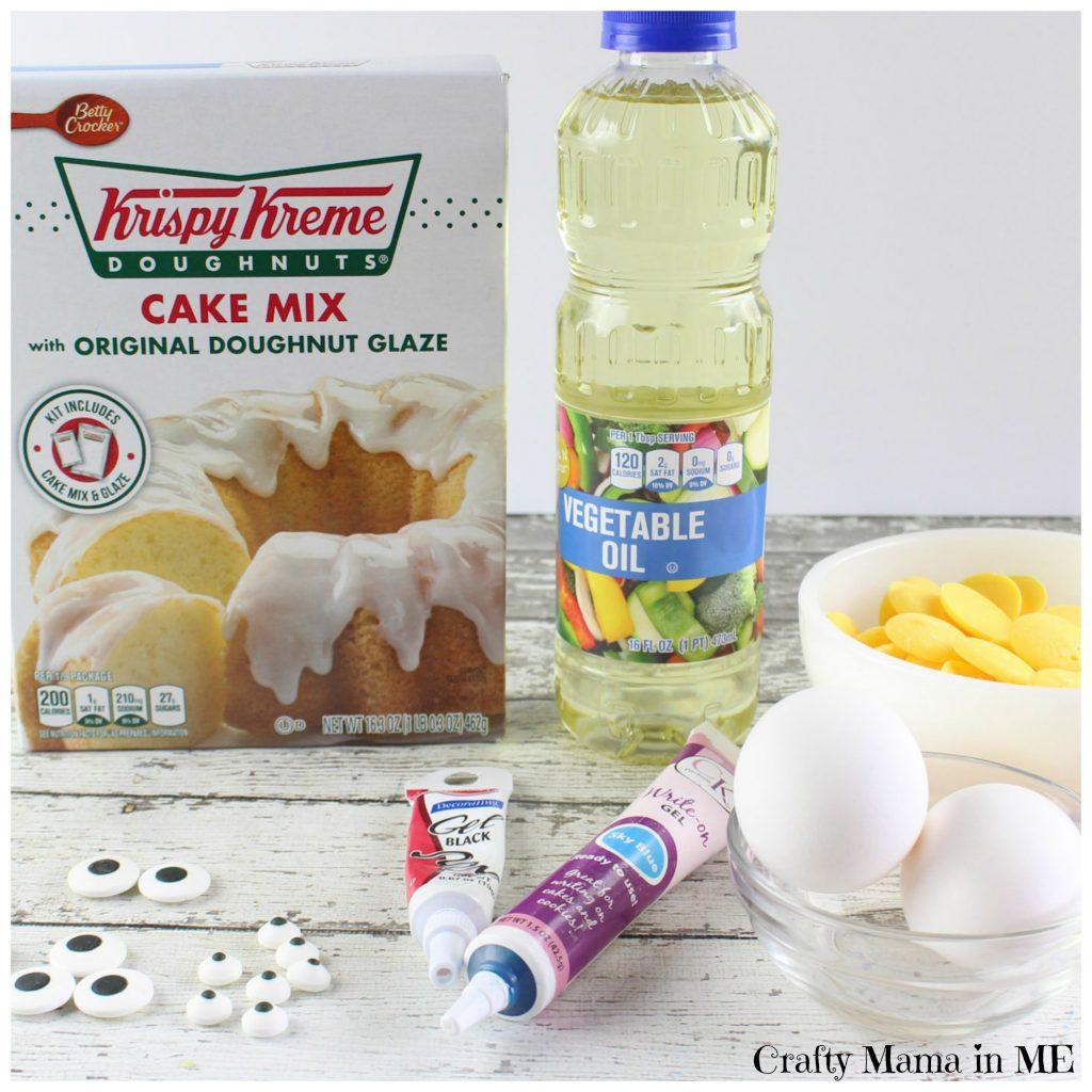 Kids in the Kitchen: Make Fun Minions Donuts