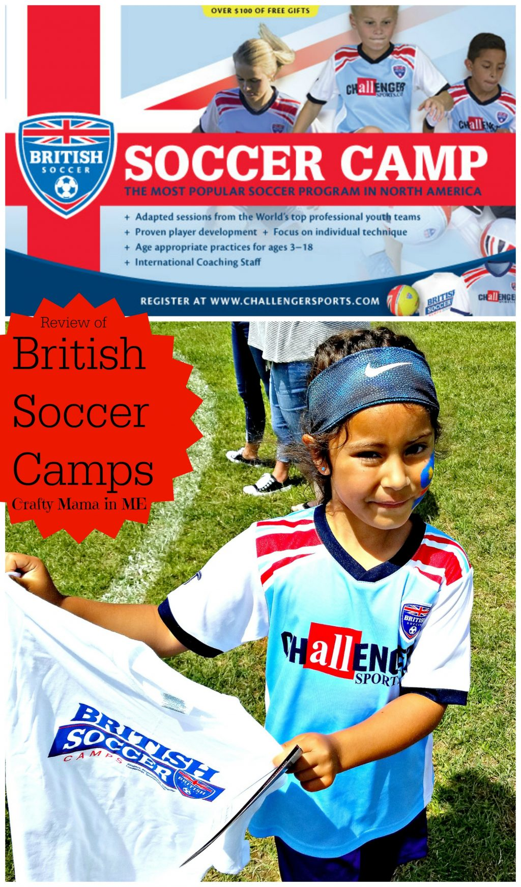 Review of British Soccer Camps