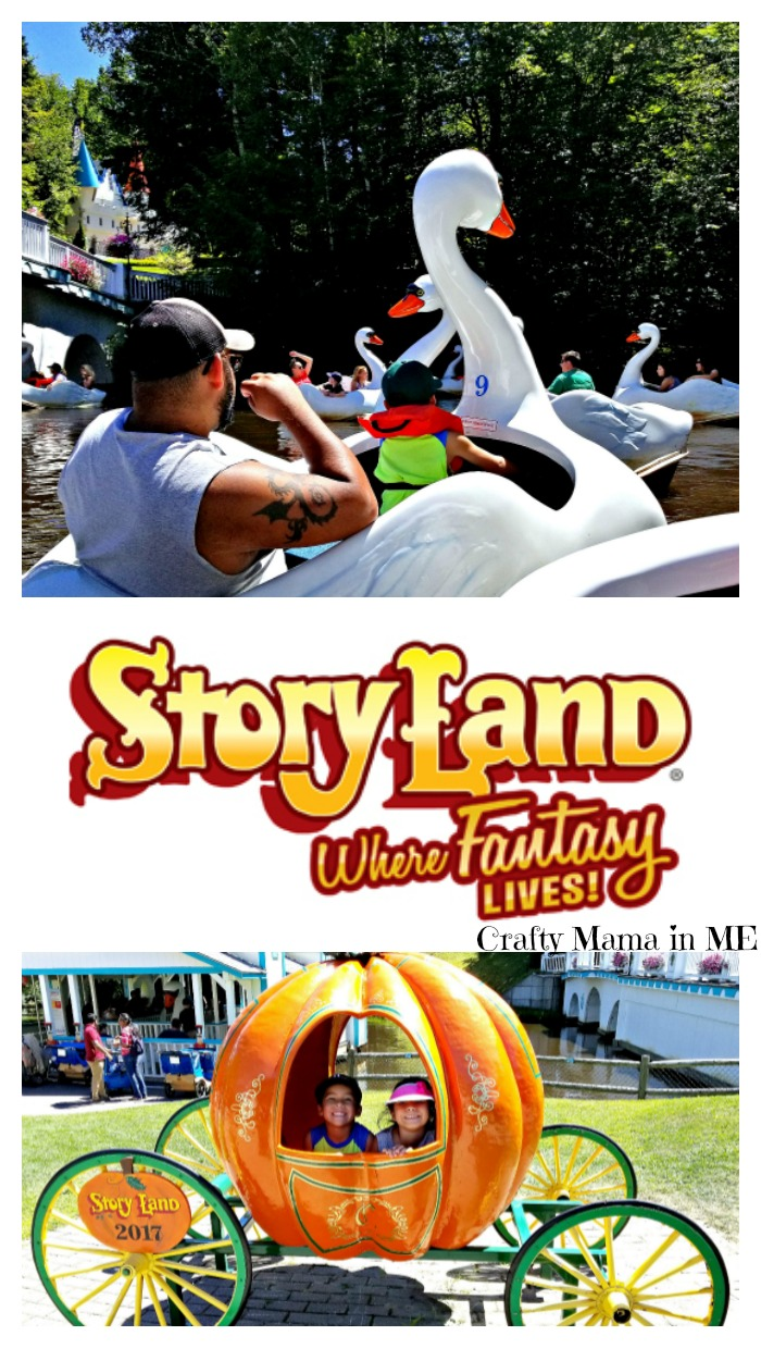 Generations of Family Fun at Story Land