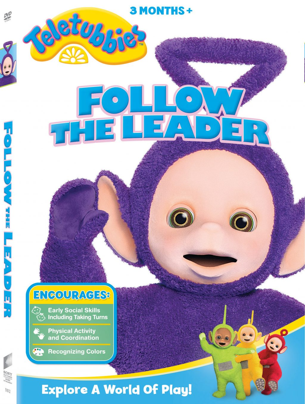 Teletubbies: Follow The Leader + Giveaway