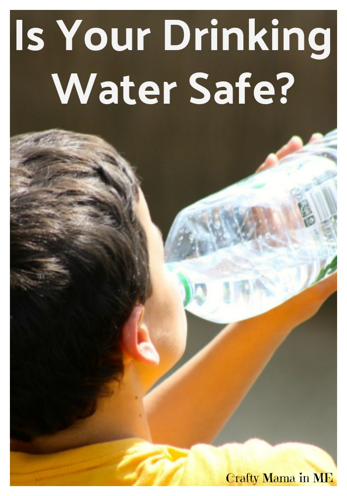 Is Your Family's Drinking Water Safe?