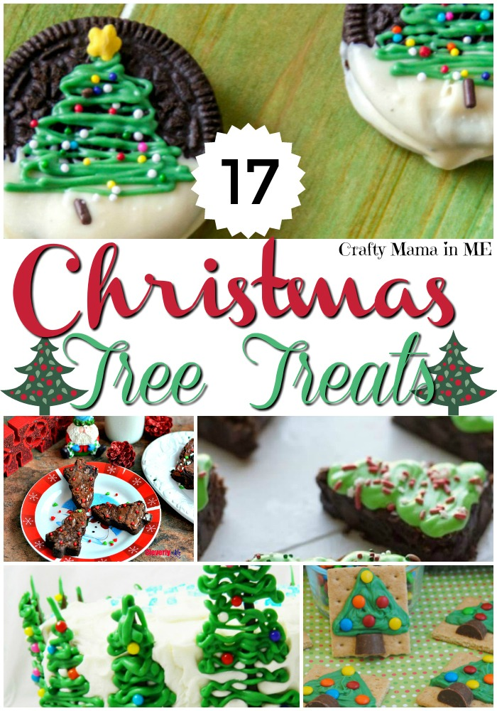 Festive & Fun Christmas Tree Treats