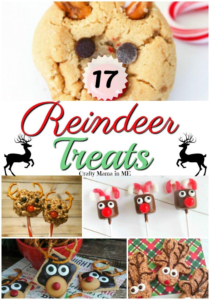 Easy and Fun Reindeer Treats