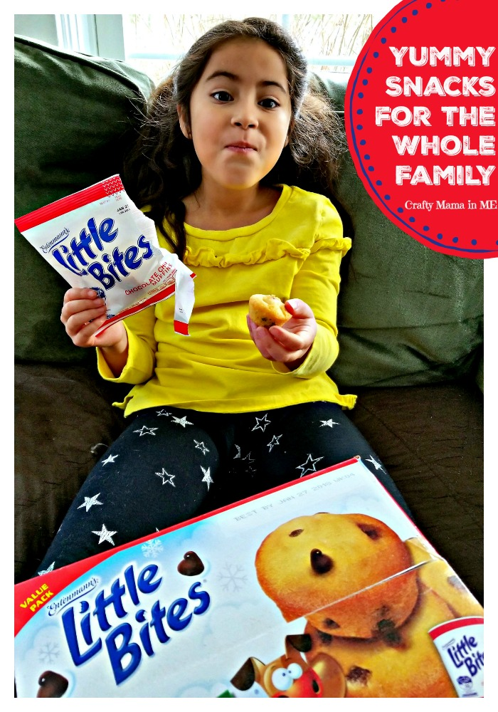 Yummy Snacks for the Whole Family
