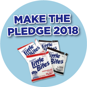 Entenmann's Little Bites® Pouch Pledge Program