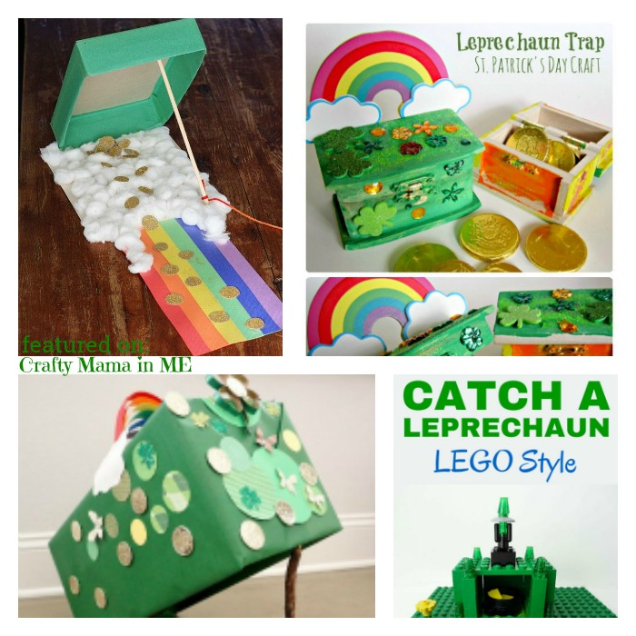 9 Super Fun Leprechaun Traps