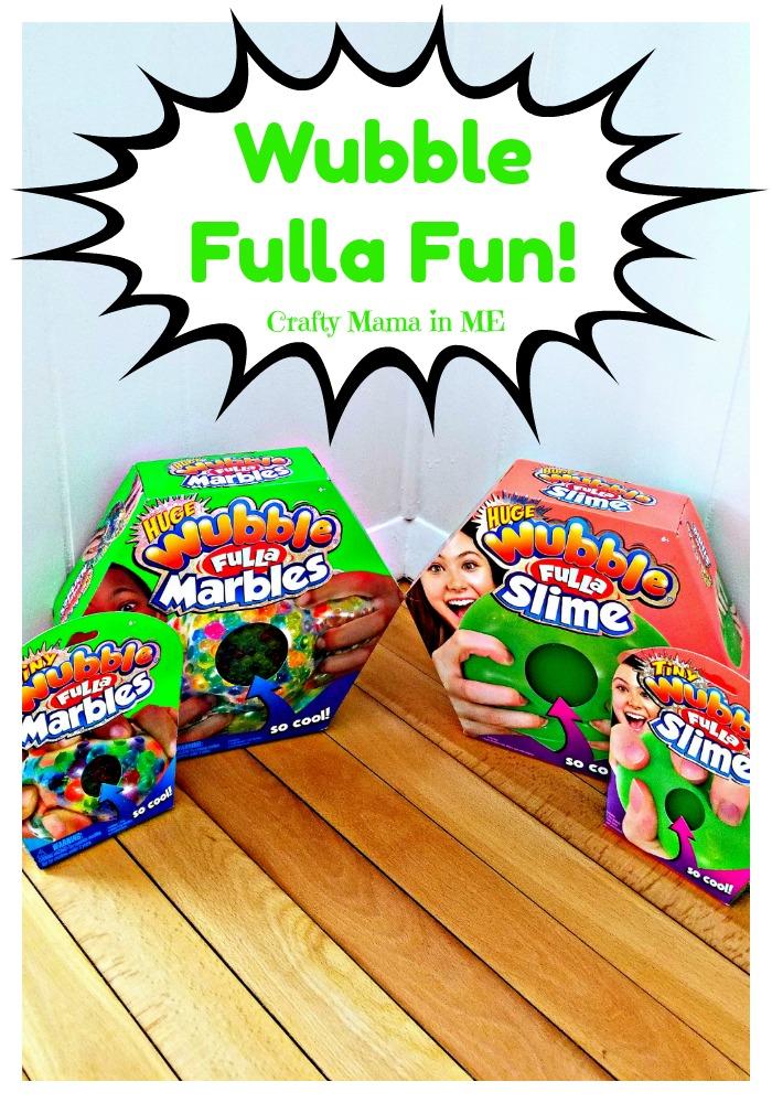 Wubble Fulla Fun