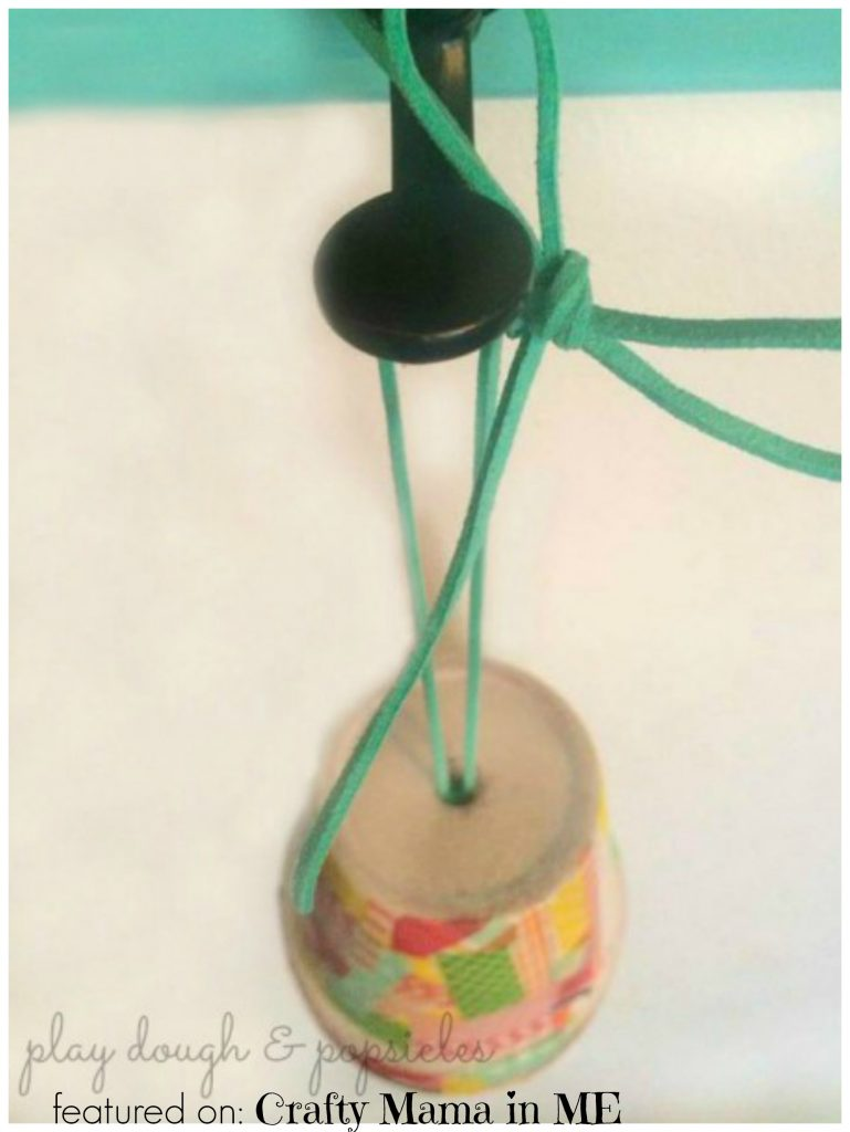 Mother's Day Flower Pot Wind Chime