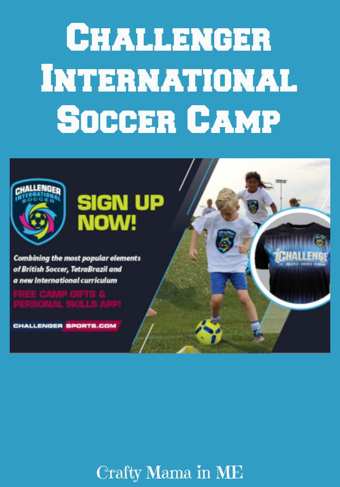 Challenger International Soccer Camp
